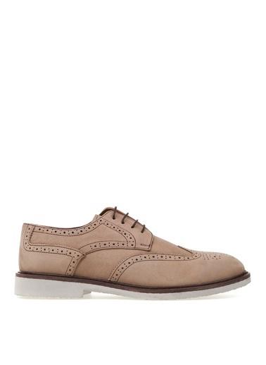 Fabrika Klasik Ayakkabı Bej